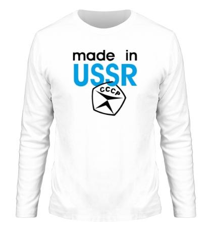 Мужской лонгслив USSR Stamp