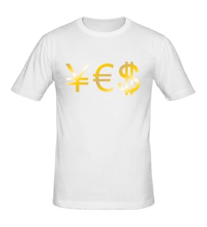 Мужская футболка Yes Money