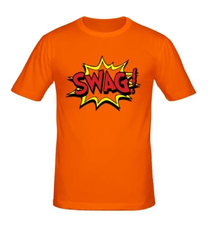 Мужская футболка Comics Swag