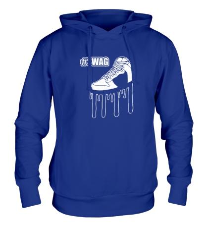 Толстовка с капюшоном Swag Shoes