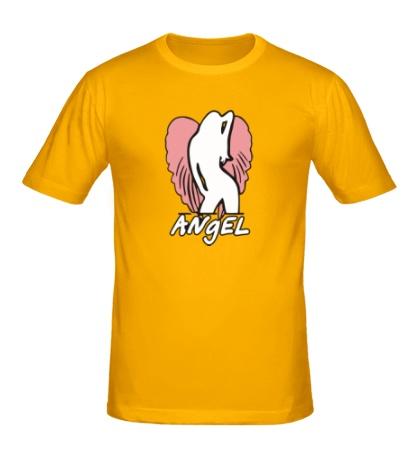 Мужская футболка «Angel»