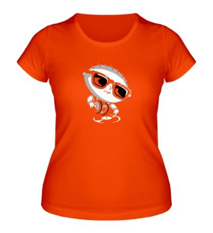 Женская футболка Dj Стьюи Гриффин