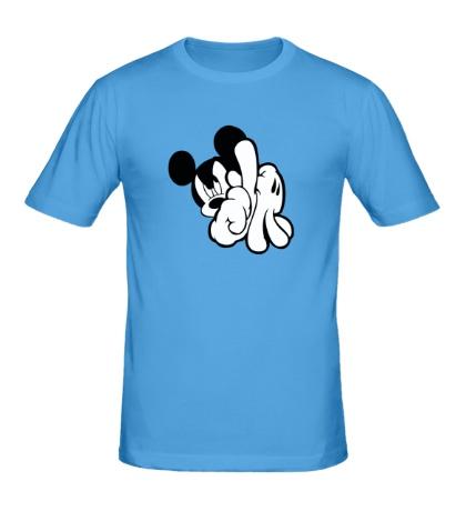 Мужская футболка SWAG Mickey Mouse