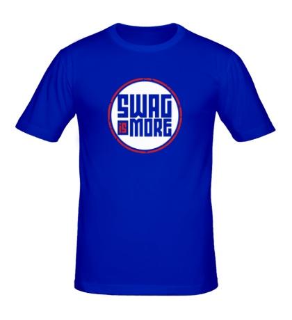 Мужская футболка Swag Is More
