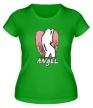 Женская футболка «Angel» - Фото 1