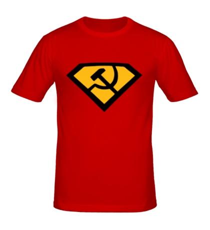 Мужская футболка Супер СССР