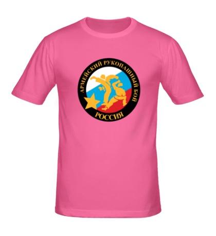 Мужская футболка Русский рукопашный бой