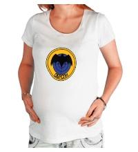 Футболка для беременной Спецназ ОБРСПН