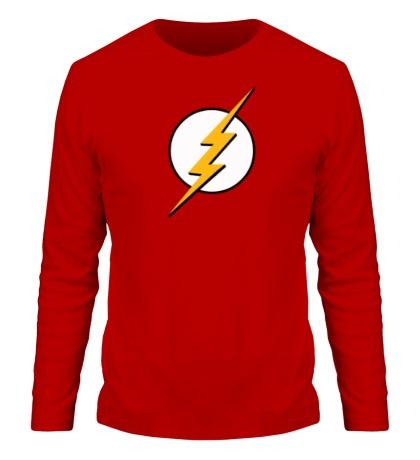 Мужской лонгслив Flash Gordon