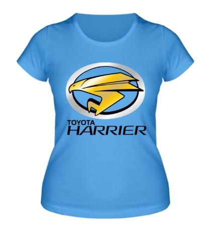 Женская футболка Toyota HARRIER