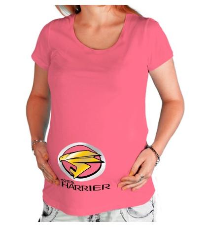Футболка для беременной Toyota HARRIER