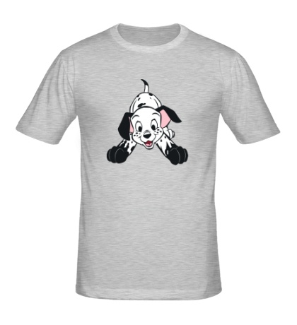 Мужская футболка Далматинец