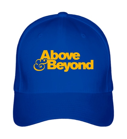 Бейсболка Above & beyond