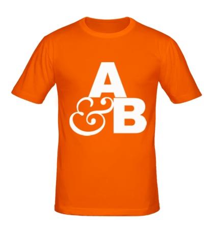 Мужская футболка Above & Beyond Symbol