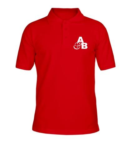 Рубашка поло Above & Beyond Symbol