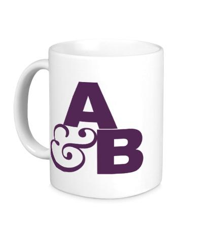 Керамическая кружка Above & Beyond Symbol