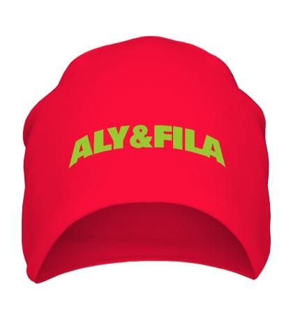 Шапка Aly & fila
