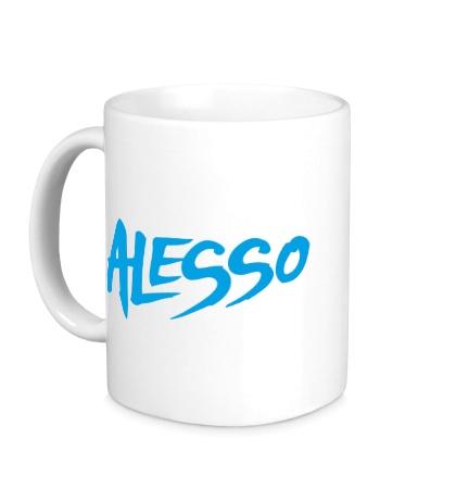 Керамическая кружка Alesso