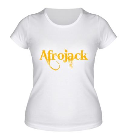 Женская футболка Afrojack Music