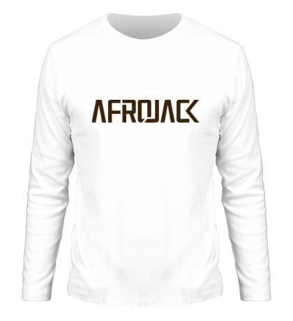 Мужской лонгслив Afrojack