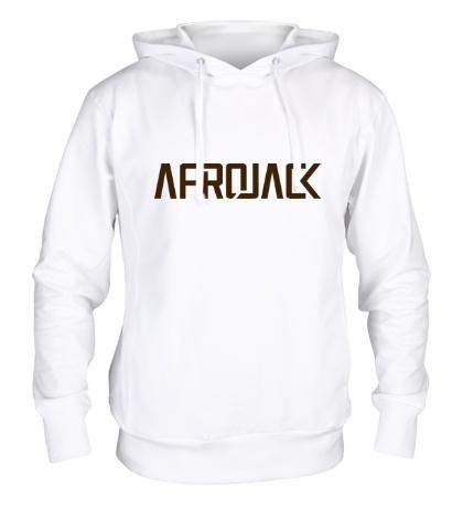 Толстовка с капюшоном Afrojack