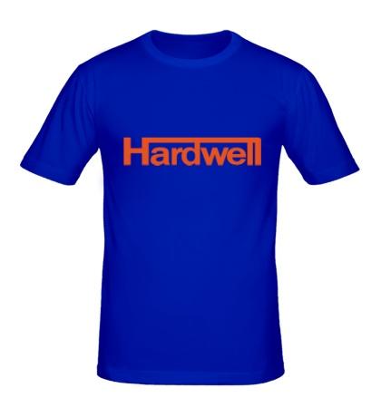 Мужская футболка Hardwell