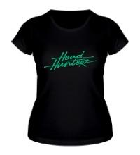 Женская футболка Headhunterz
