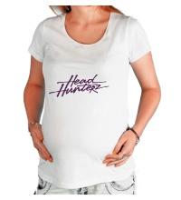 Футболка для беременной Headhunterz