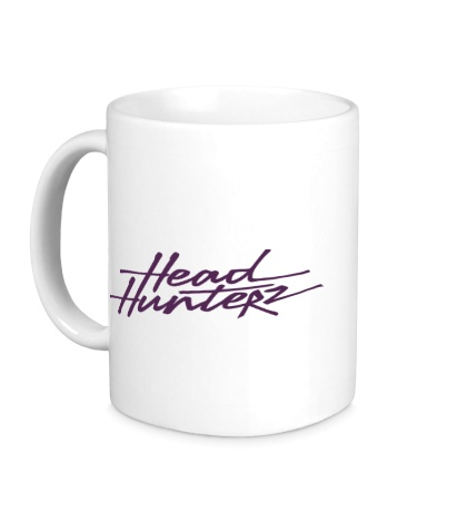Керамическая кружка Headhunterz