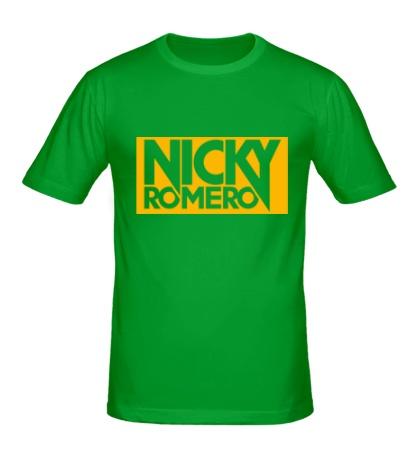 Мужская футболка Nicky Romero