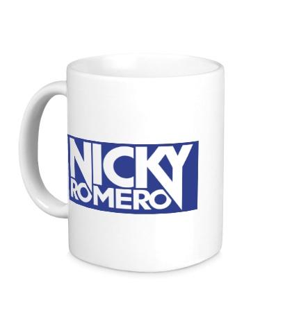 Керамическая кружка Nicky Romero