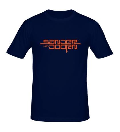 Мужская футболка Sander Van Doorn