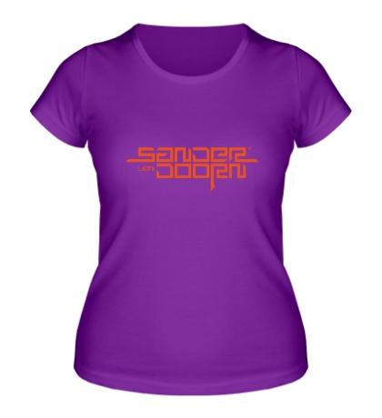 Женская футболка Sander Van Doorn