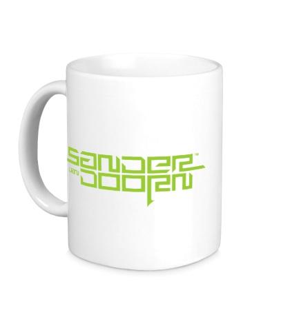 Керамическая кружка Sander Van Doorn