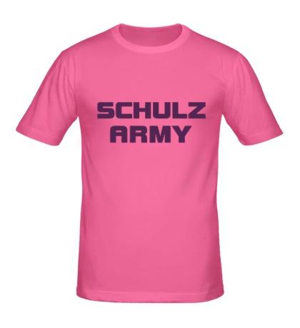 Мужская футболка Schulz army