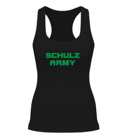 Женская борцовка Schulz army