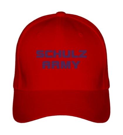 Бейсболка Schulz army