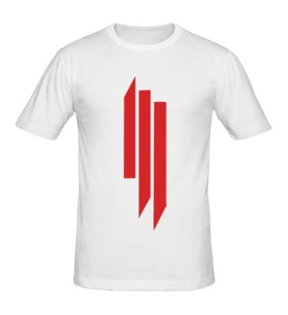Мужская футболка Skrillex Lines