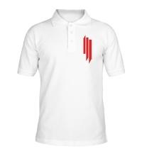 Рубашка поло Skrillex Lines