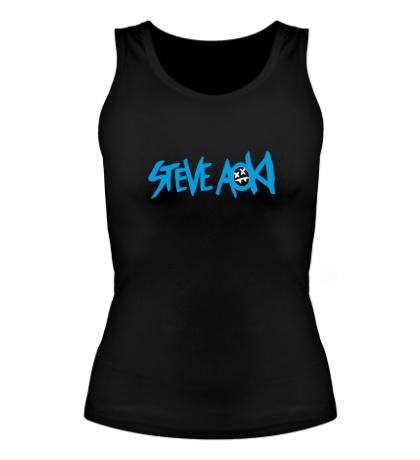 Женская майка Steve Aoki