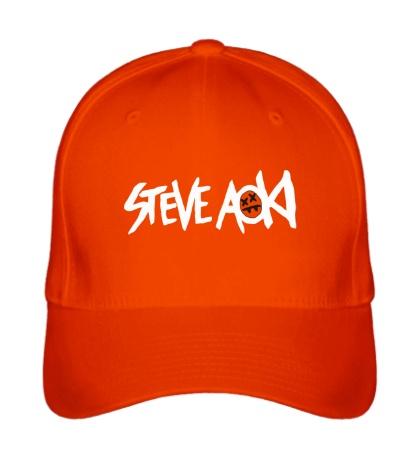 Бейсболка Steve Aoki