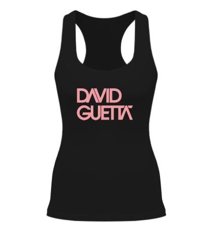 Женская борцовка David guetta