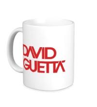 Керамическая кружка David guetta