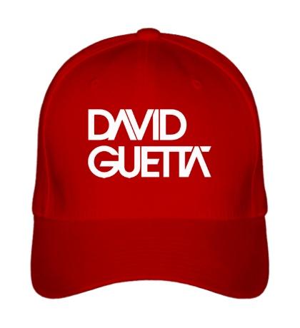Бейсболка «David guetta»
