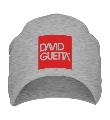 Шапка David Guetta Square