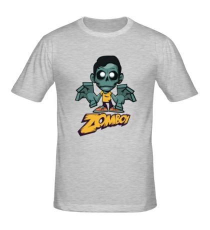 Мужская футболка Zomboy
