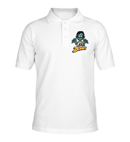 Рубашка поло Zomboy