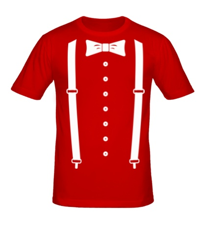 Мужская футболка Gentleman