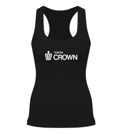 Женская борцовка Toyota crown big logo