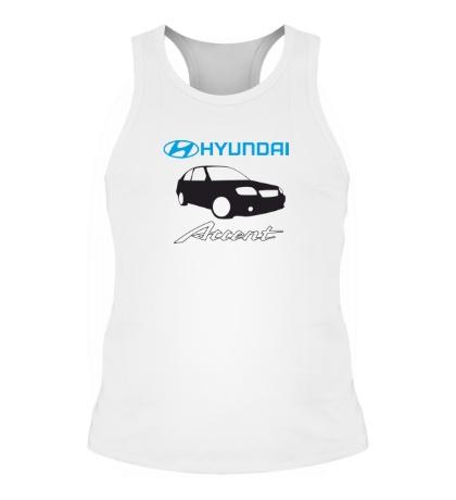 Мужская борцовка Hyundai Accent
